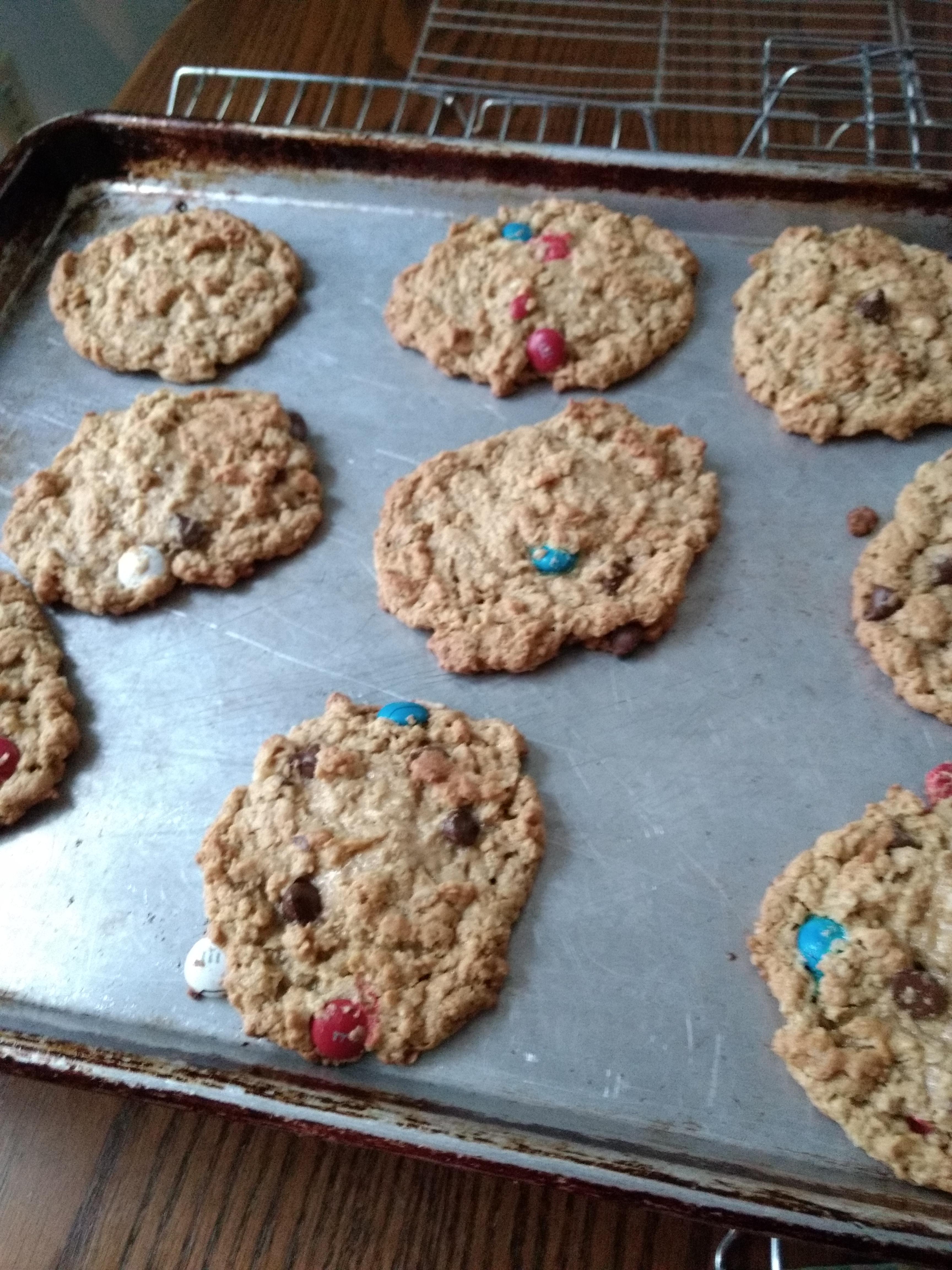 Monster Cookies I
