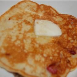 Apple Yogurt Pancakes Arica