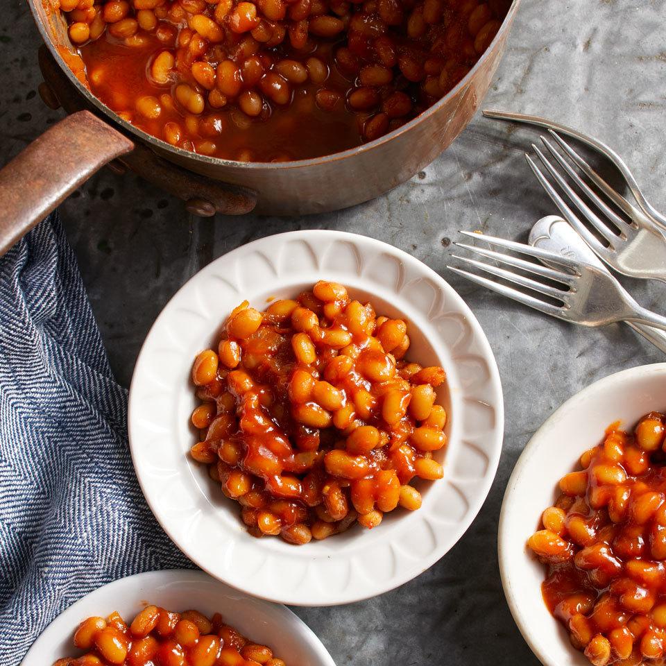 Vegan Baked Beans Hilary Meyer