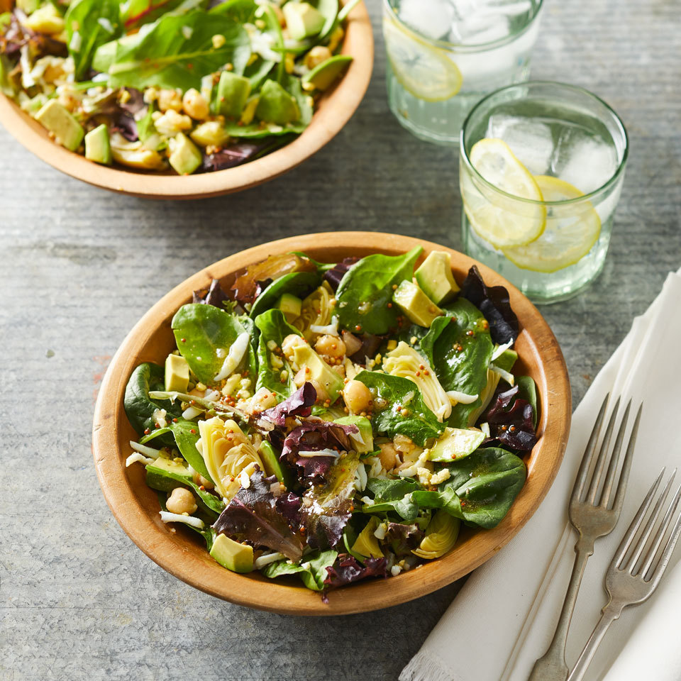Flat-Belly Salad Hilary Meyer