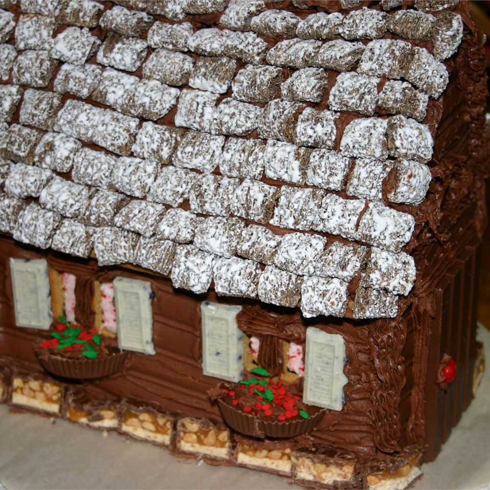 Children's Gingerbread House Padudu
