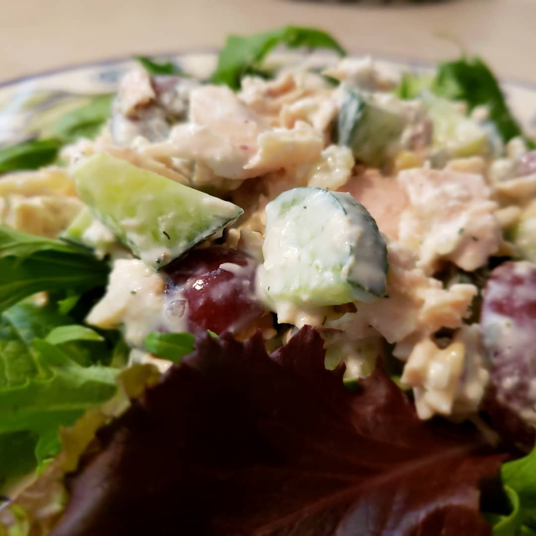 Stacy's Greek-Inspired Tuna Salad