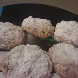 Danish Oatmeal Cookies