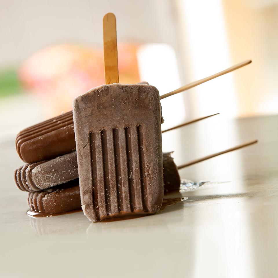 Breeze Double Chocolate Fudge Pops