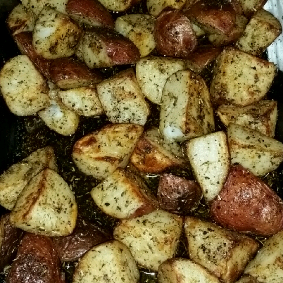 Oven Roasted Red Potatoes RandB