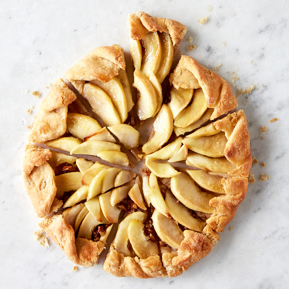 It's no secret that one of Patti LaBelle's favorite places to be is in the kitchen. We love her Free-Form Apple tart, which uses light sour cream and just a little butter to keep calories in check. Anyone can make it—the best part about this recipe is that its beauty comes from imperfection.