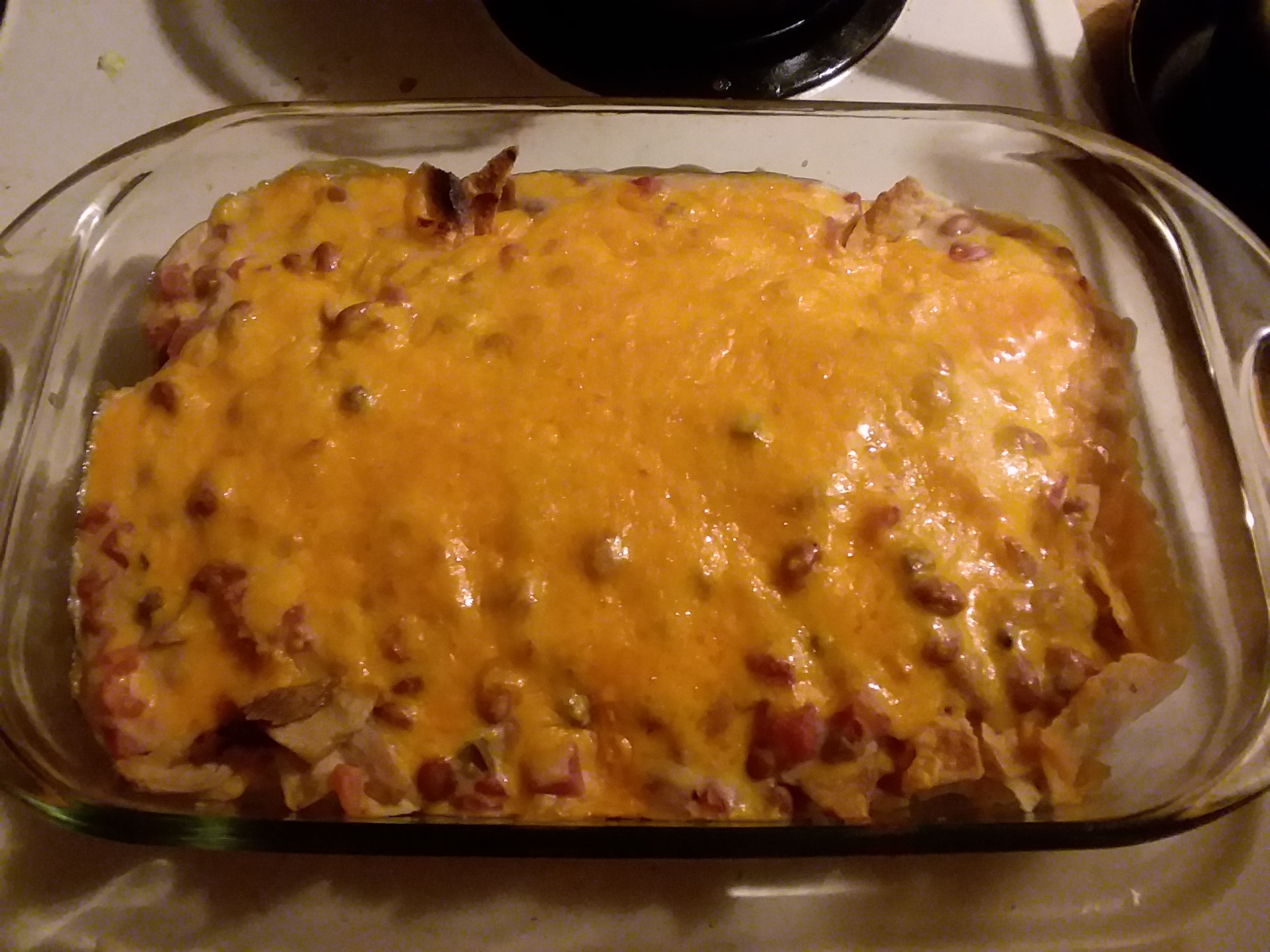 King Ranch Chicken Casserole I