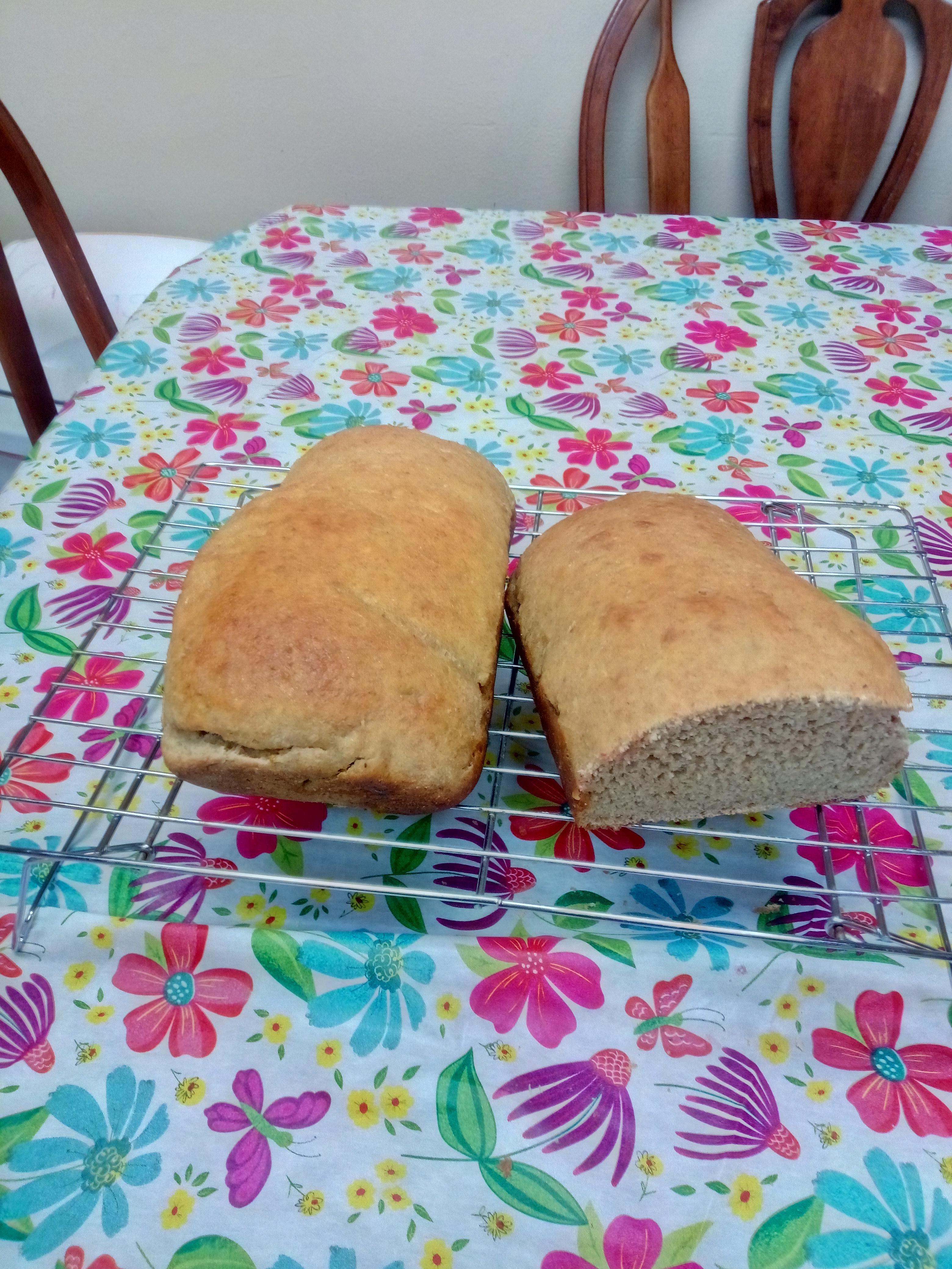 Pickle-Juice Bread-Machine Bread shelley