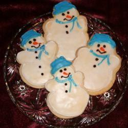 Starr's Soft Sugar Cookies