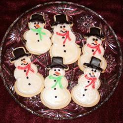Starr's Soft Sugar Cookies Bettycrocker