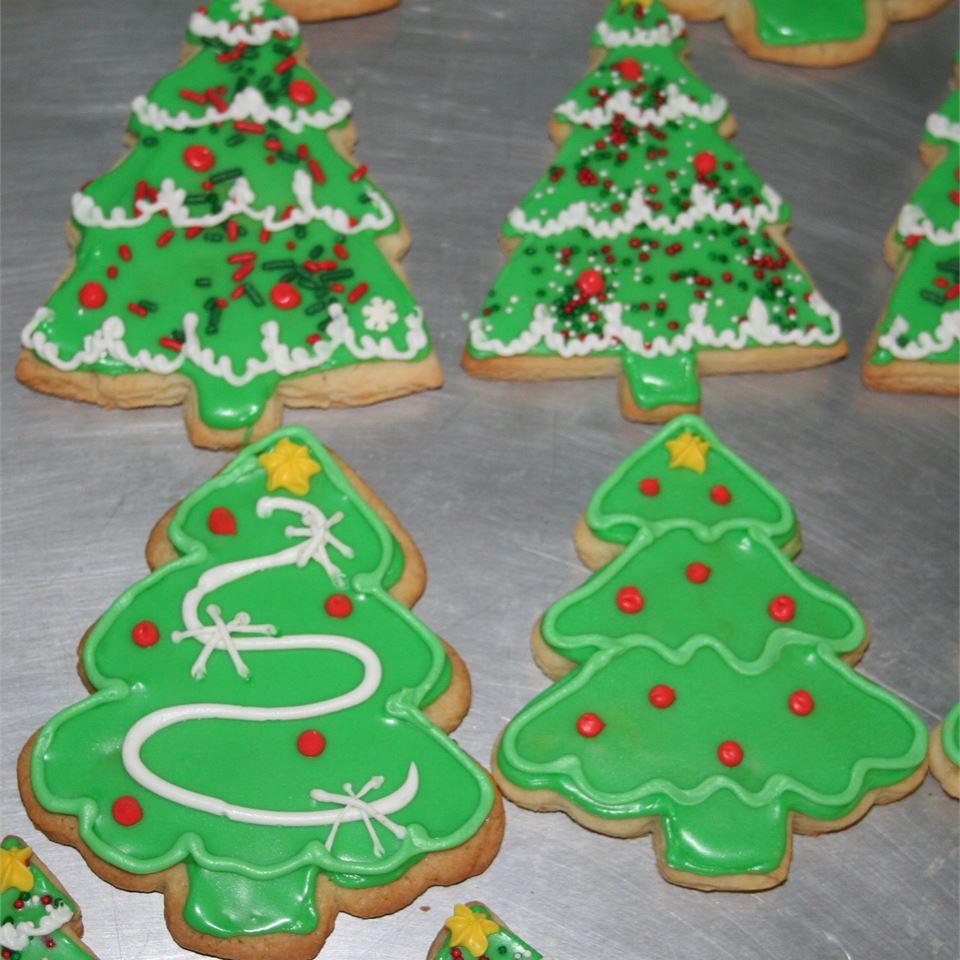 Basic Sugar Cookies Mellan