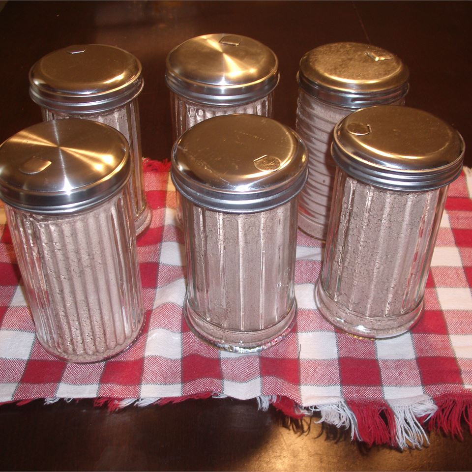Hot Cocoa Mix in a Jar