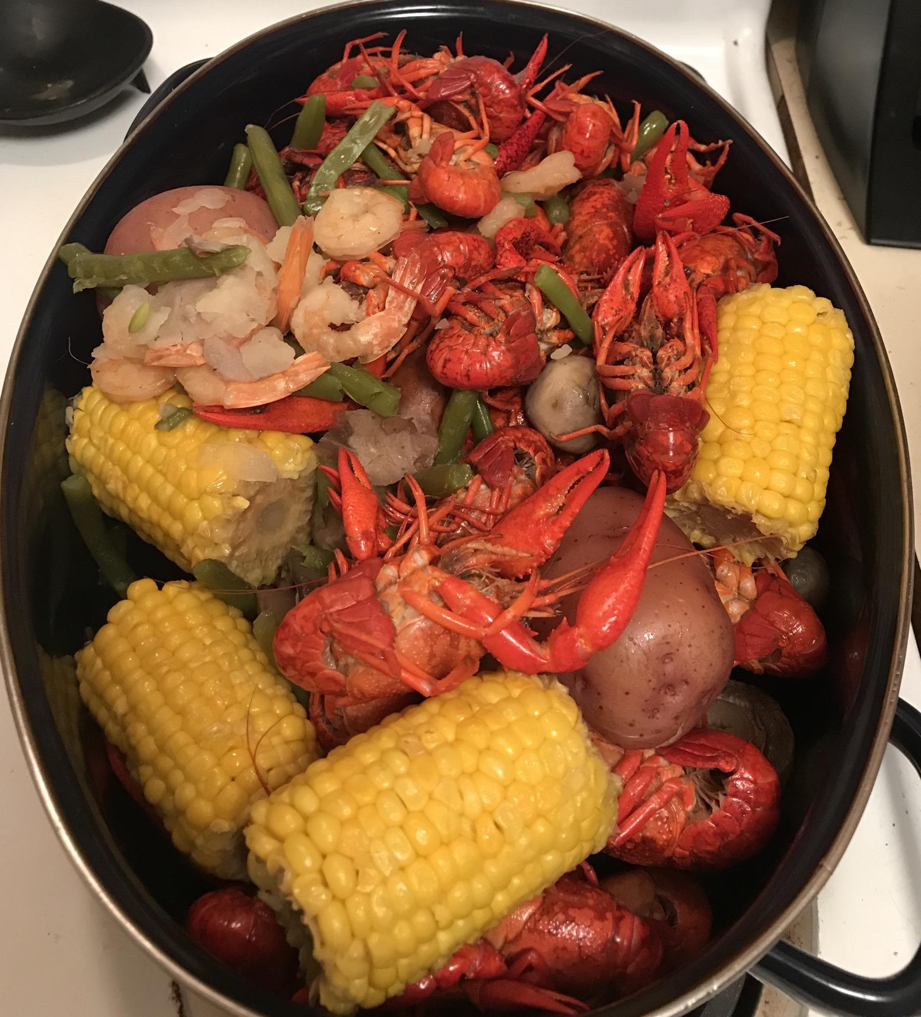 Louisiana Crawfish Boil Ms Smith