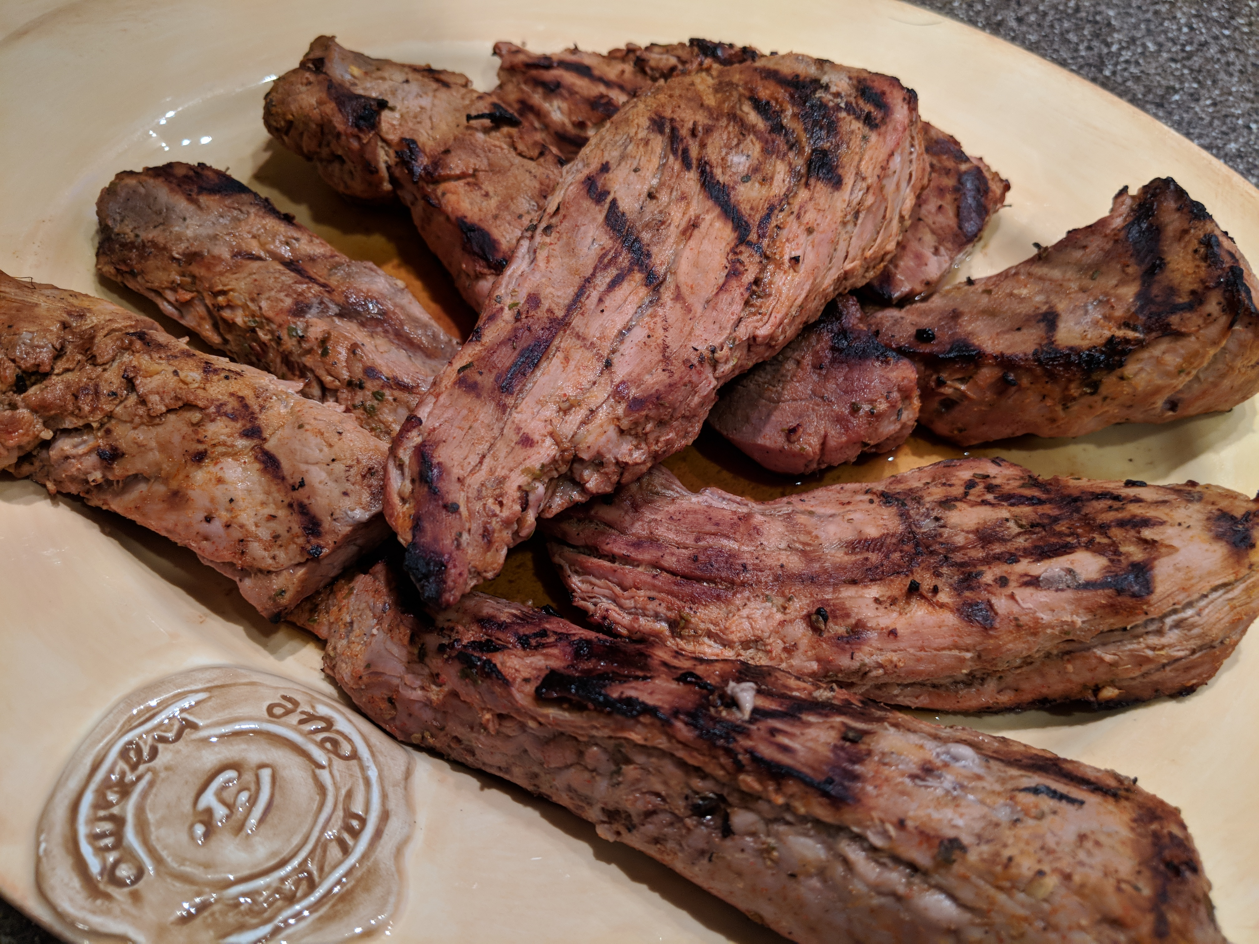 Chef John's Yucatan-Style Grilled Pork SZYQ1
