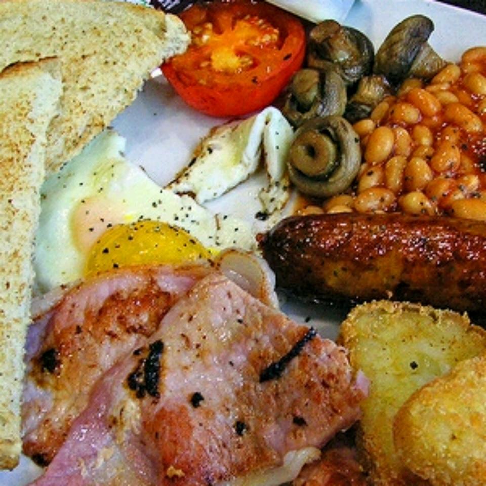 Great British Fry Up