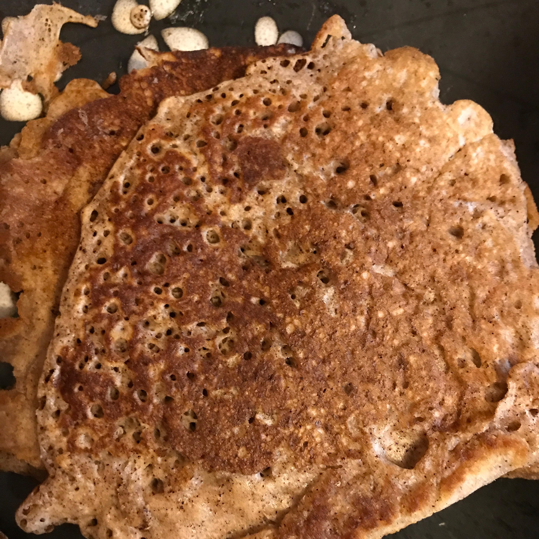 Cinnamon Pancakes Scott K. Sorensen