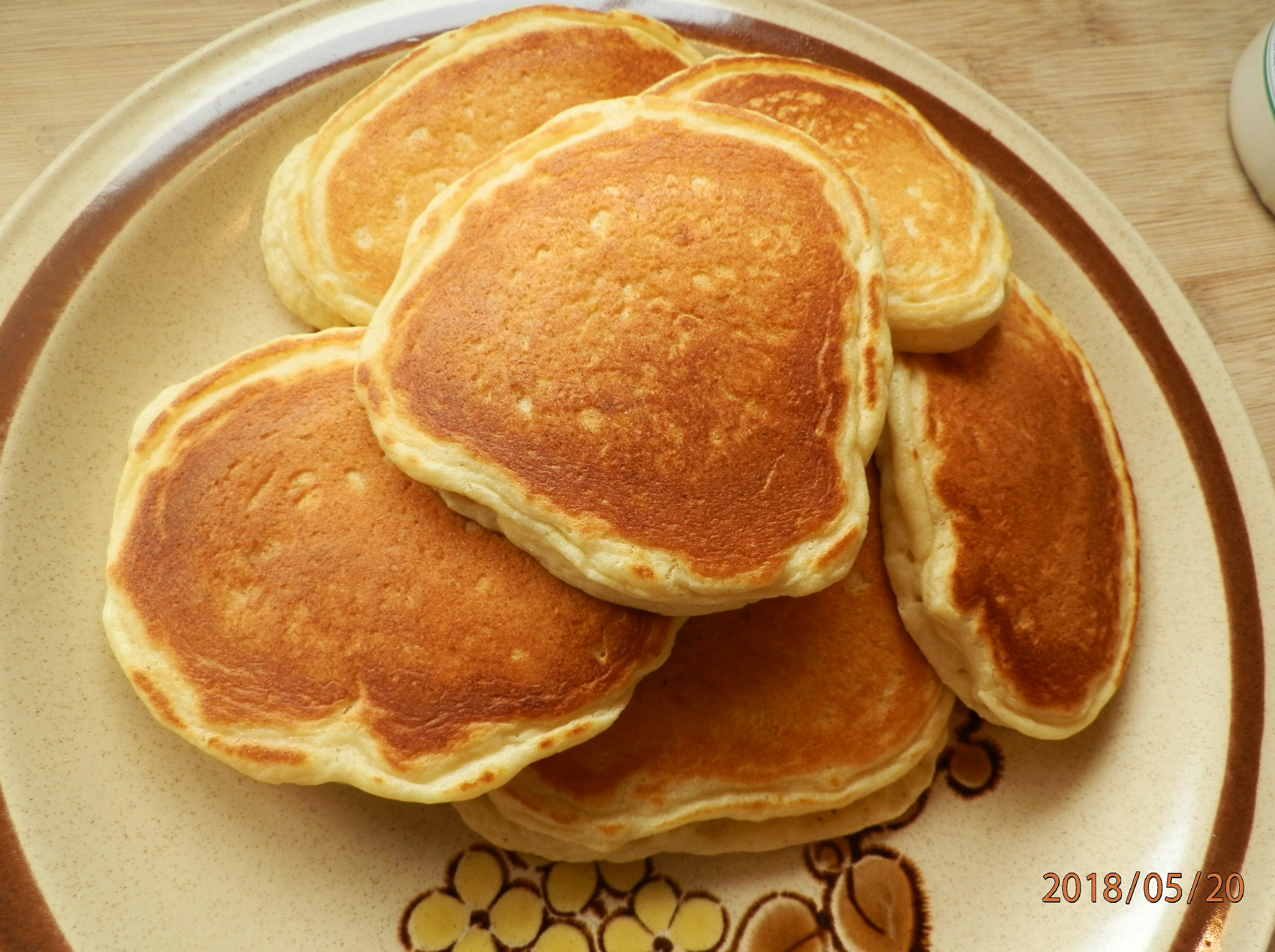Lemon-Ricotta Pancakes catlady