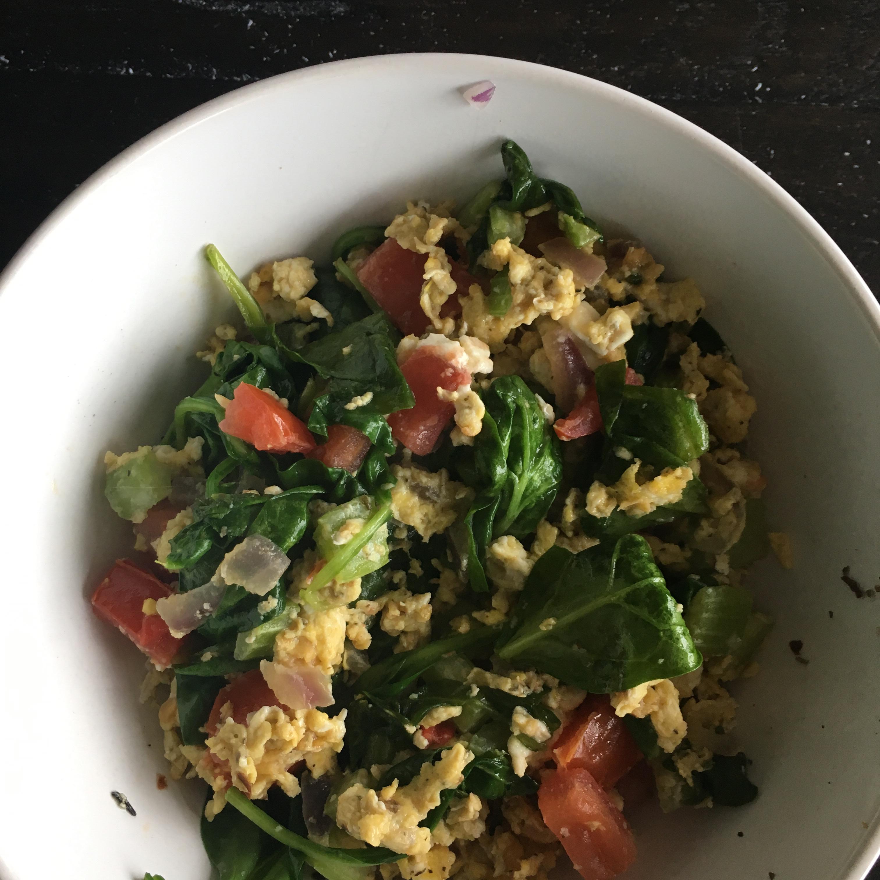 Breakfast Egg Salad claudia