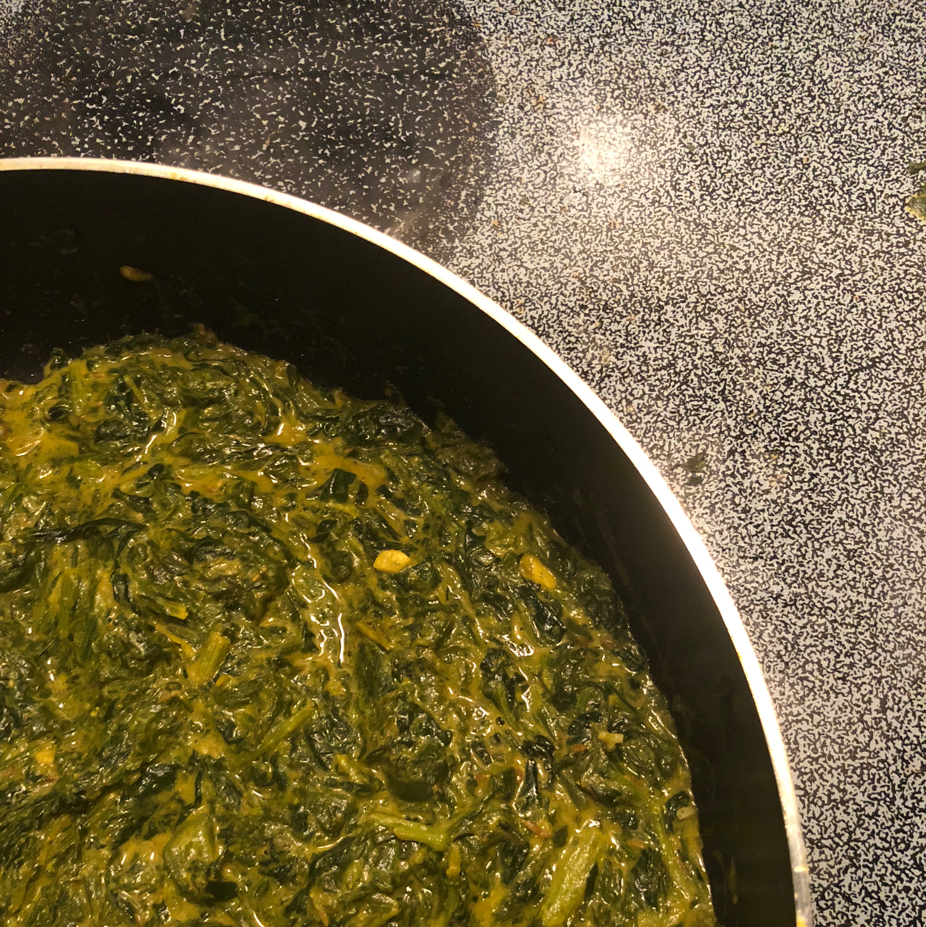 Indian Saag Tasha French Lemley