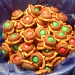 Chocolate Pretzels Seansmoma