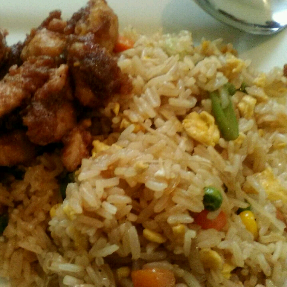 Quick Fried Rice