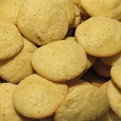 Eggnog Cookies I PAMELASCHULZ