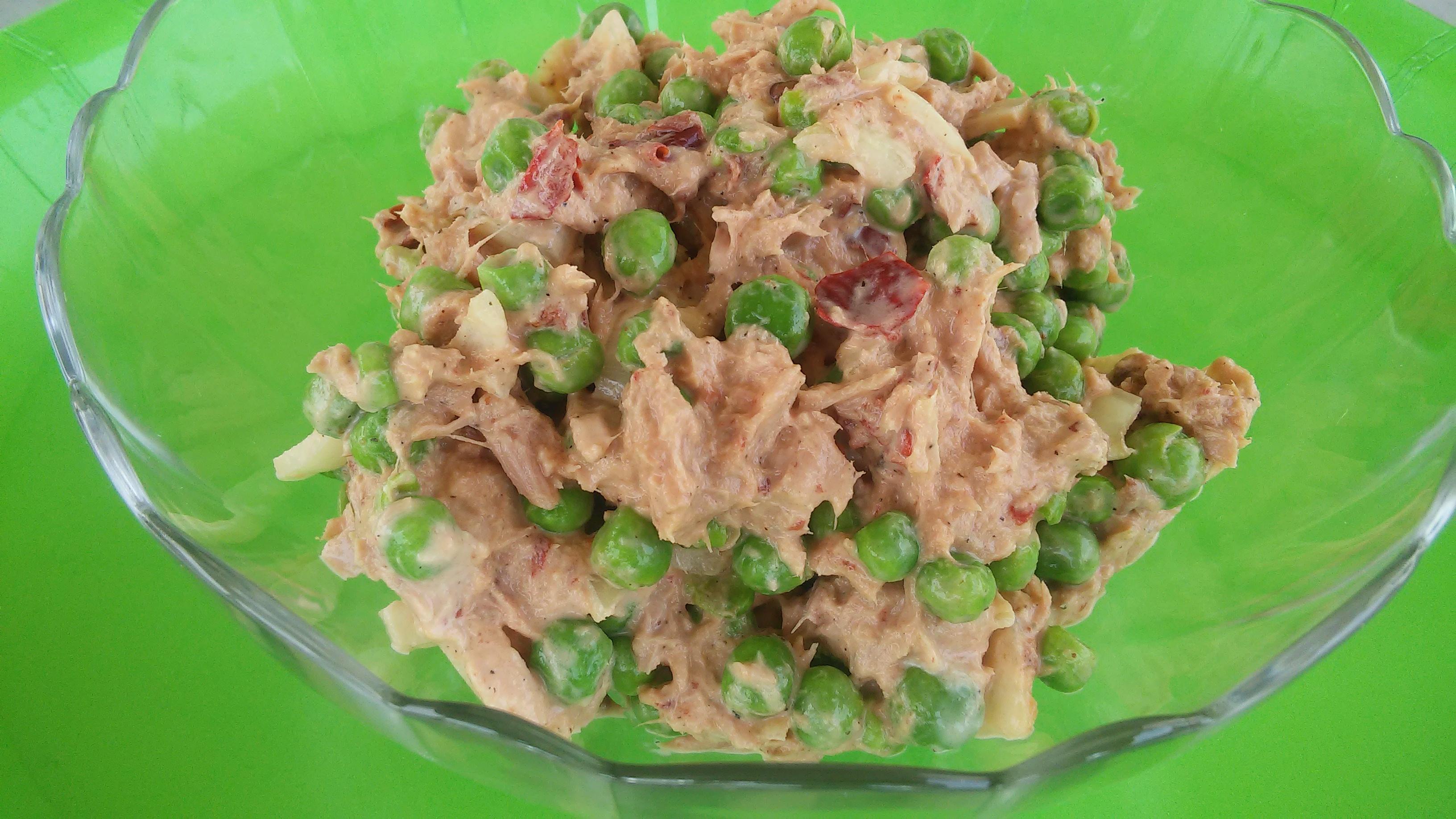 Spicy Mexican Tuna Salad Tammy Lynn
