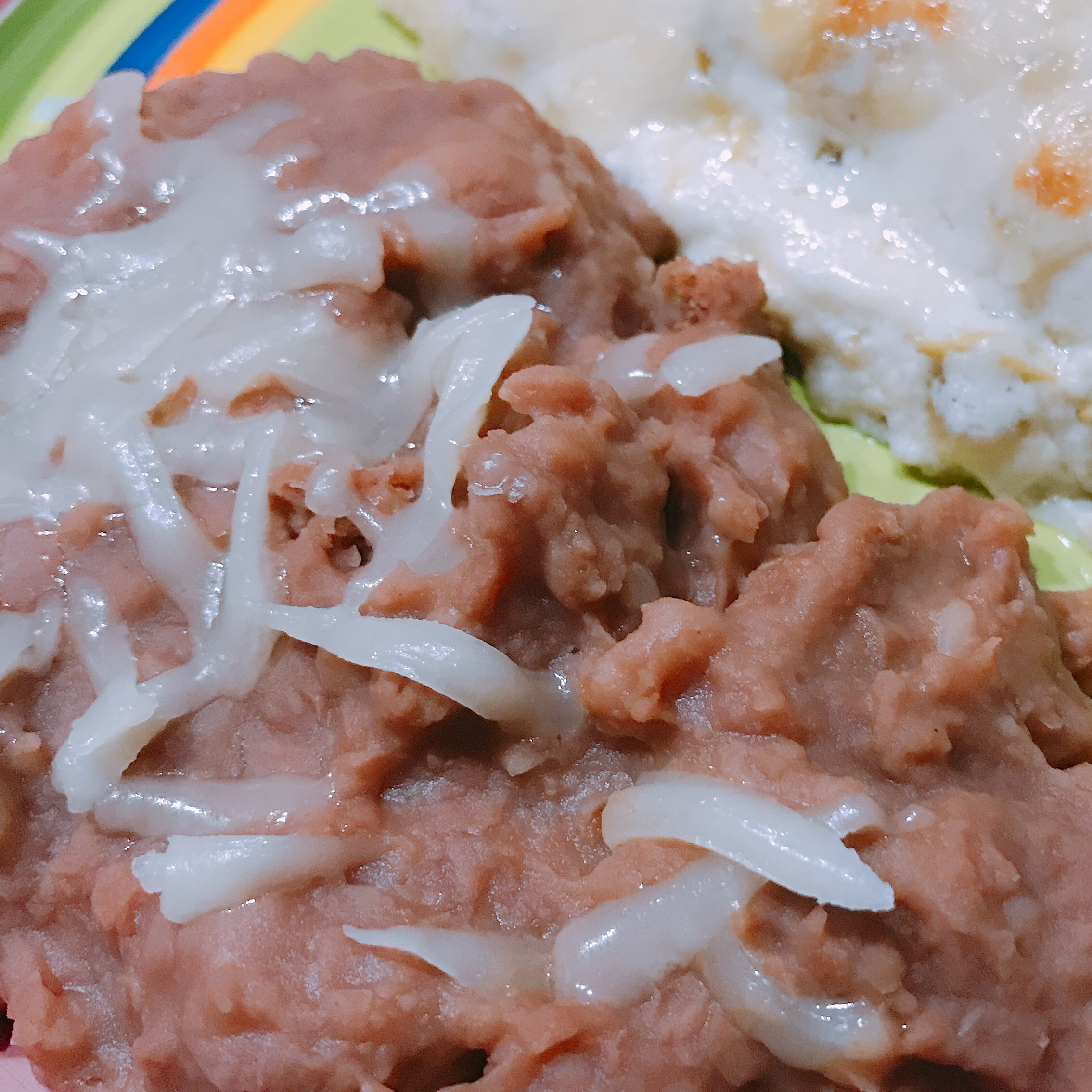 Buffy's Refried Beans thedailygourmet