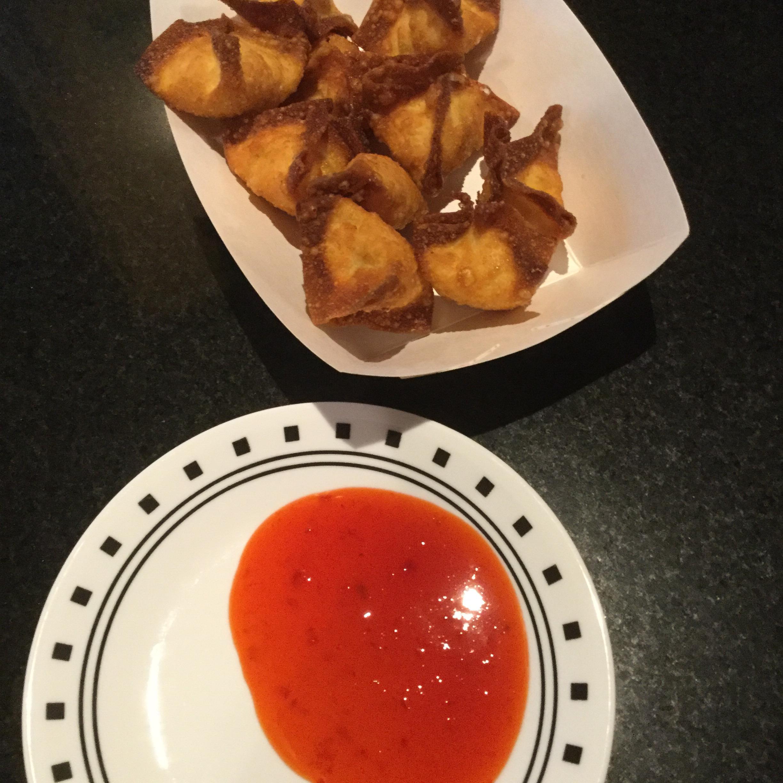 Chef John's Crab Rangoon Tom Skerke