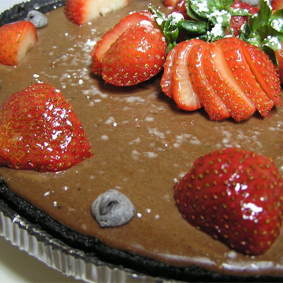 Chocolate Lover's Cheesecake jL