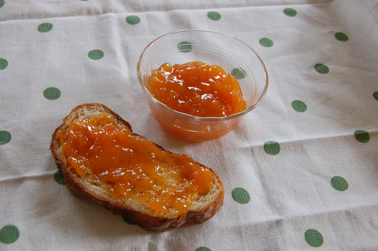 Apricot Lavender Jam Marianne