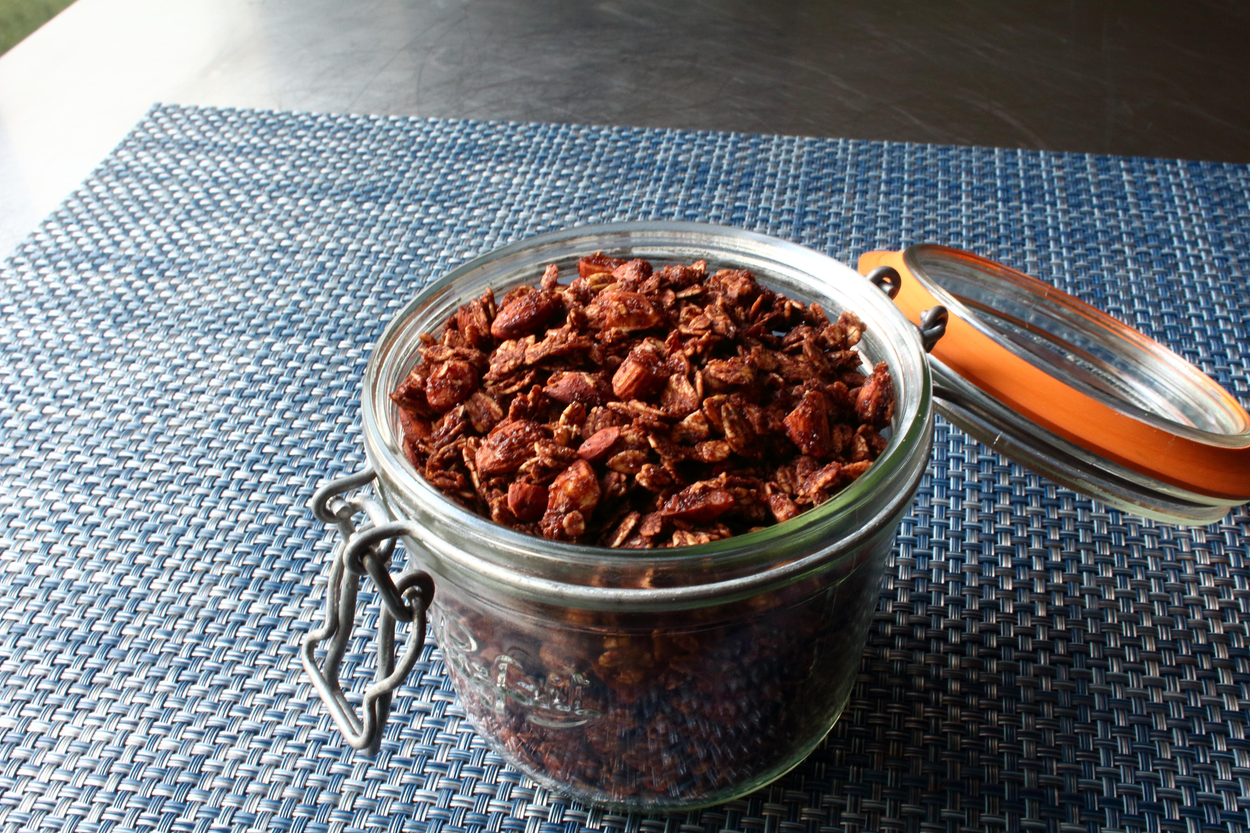 Chef John's Chocolate Granola