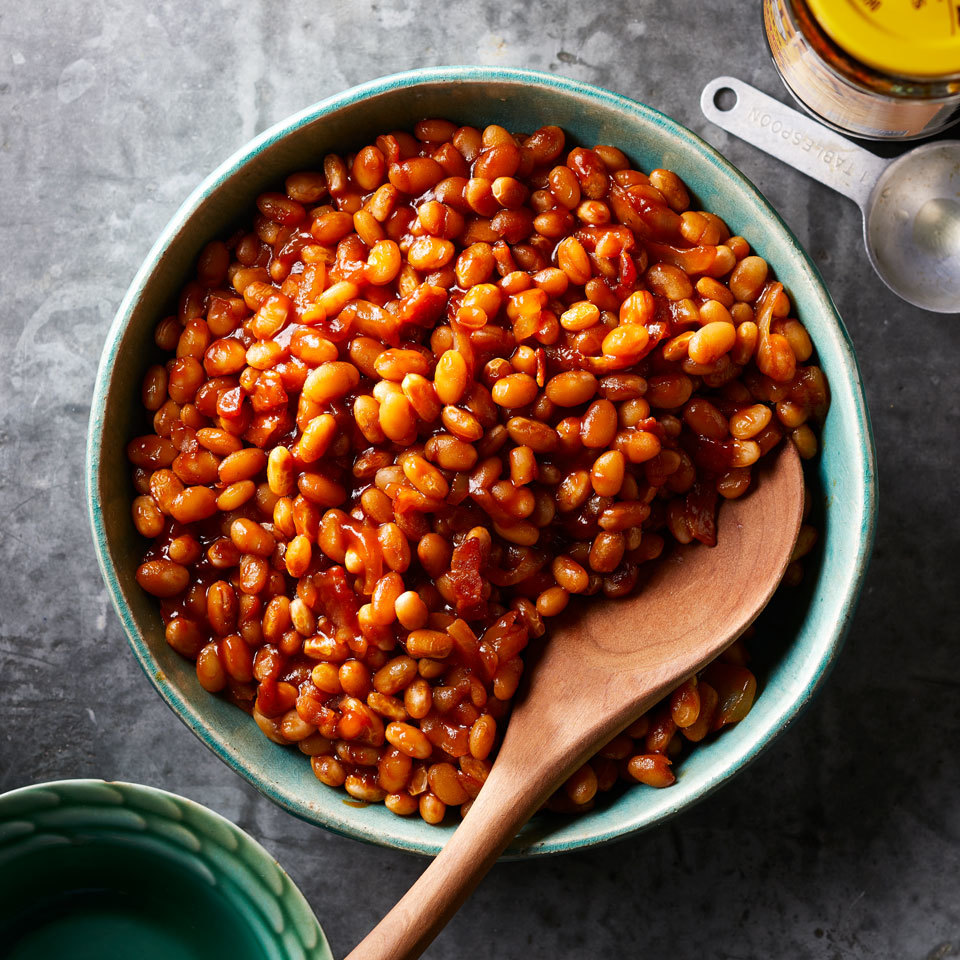 Pressure-Cooker Baked Beans Hilary Meyer