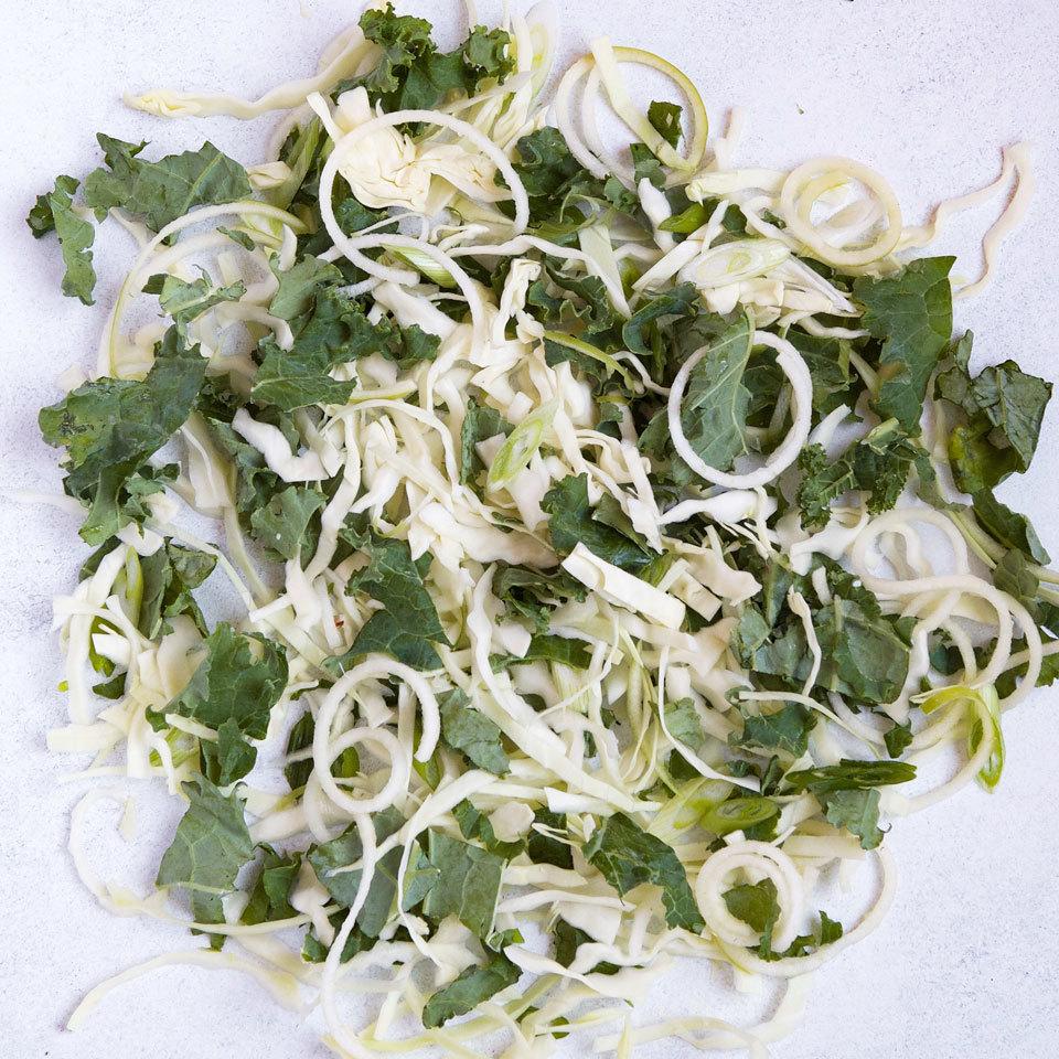Green Machine Salad Lauren Grant