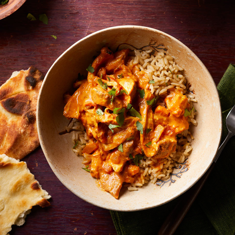 Pressure-Cooker Chicken Tikka Masala Trusted Brands