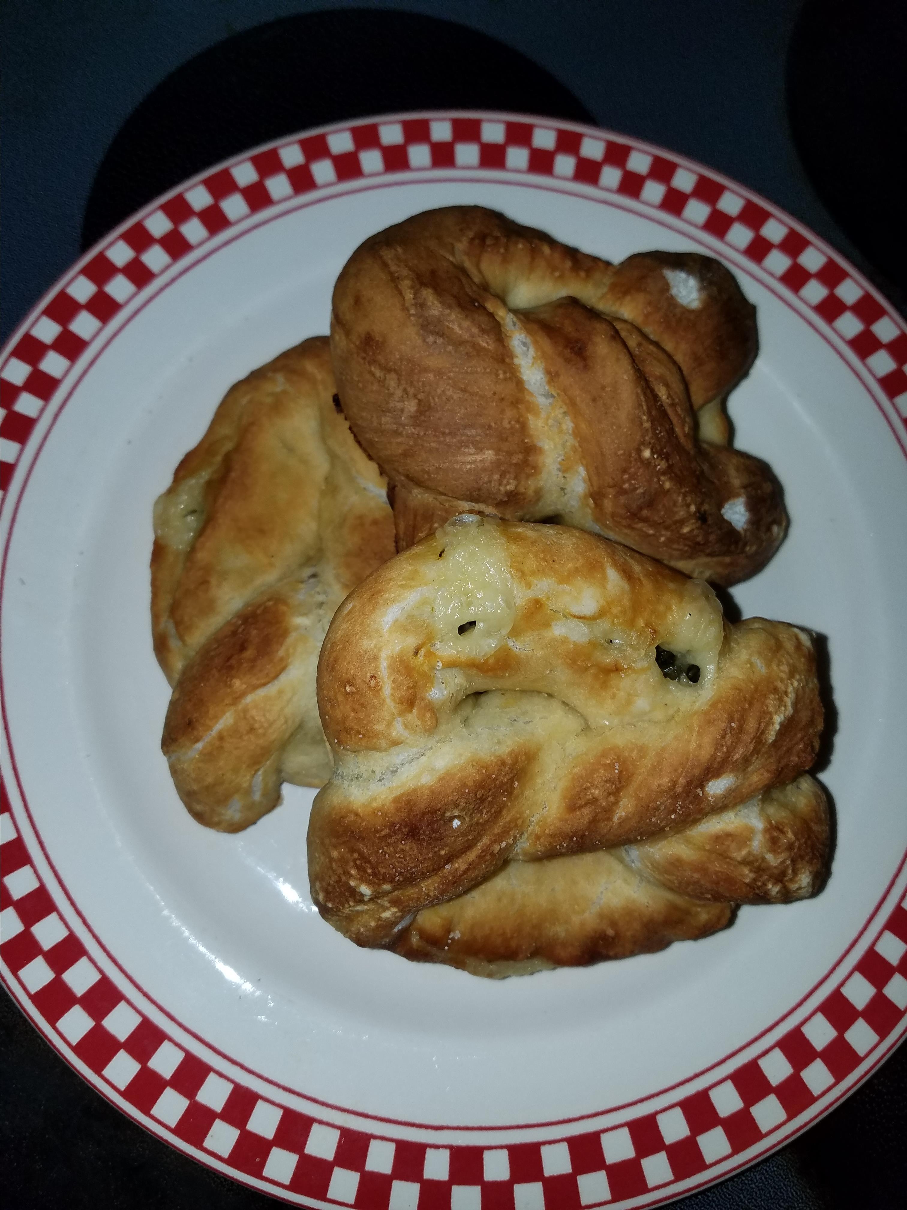 Buttery Soft Pretzels Susan Gabourie