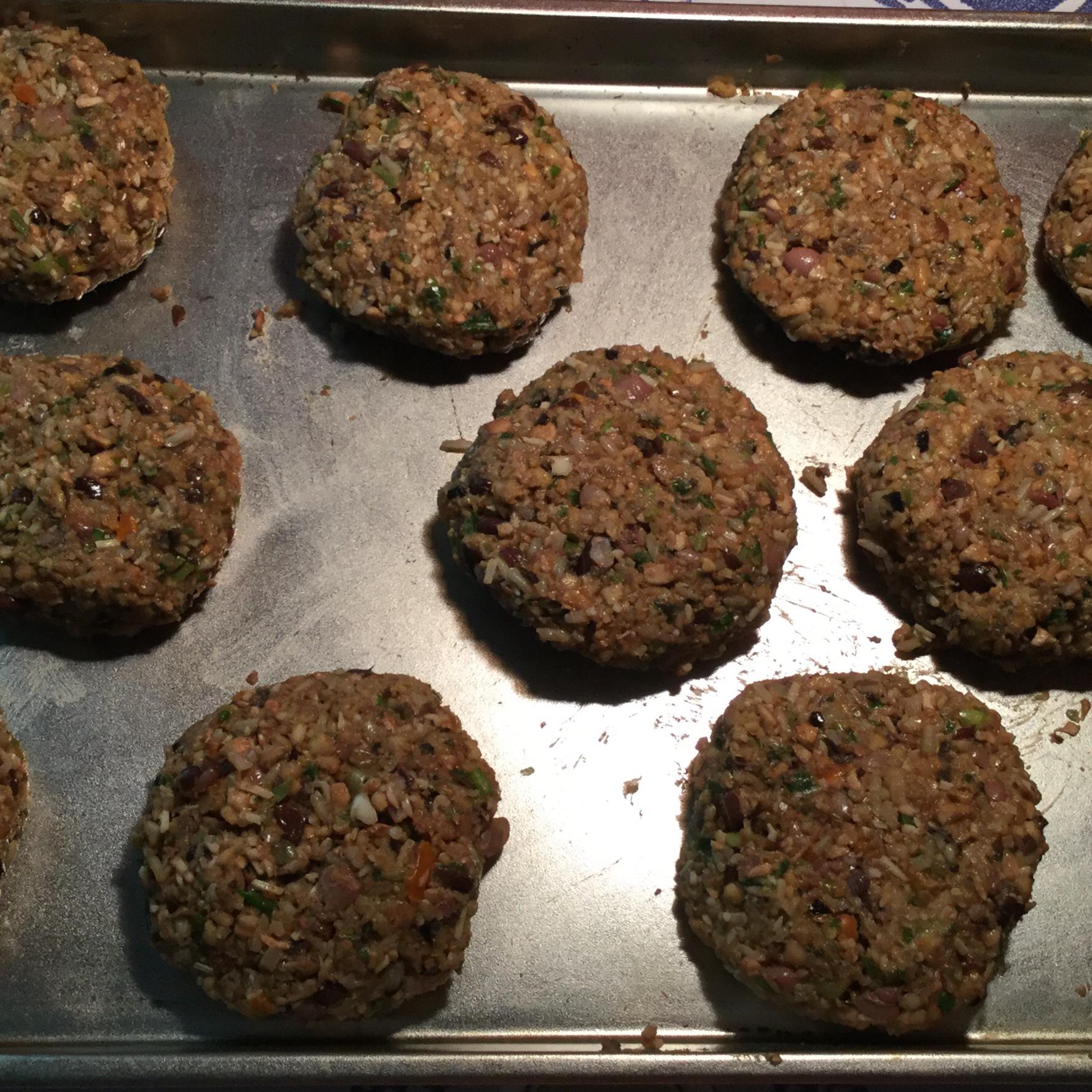 Best Ever Veggie Burgers Suzie Garvey