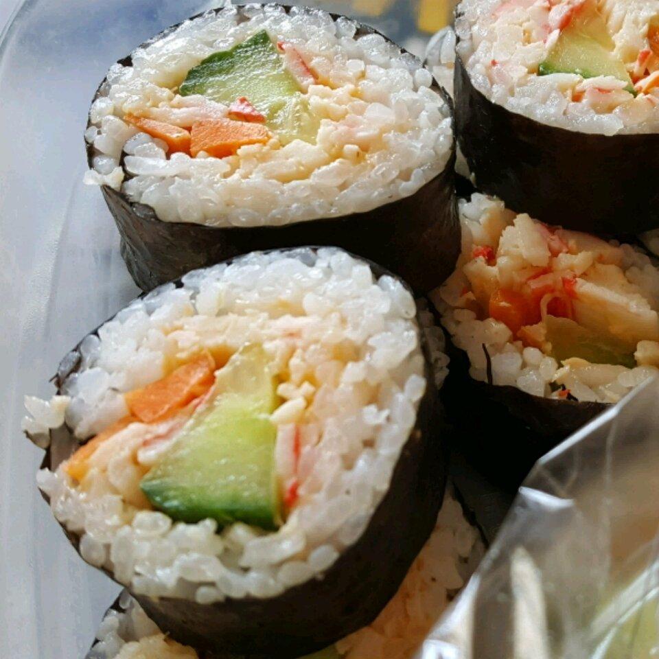 moms sushi rice recipe