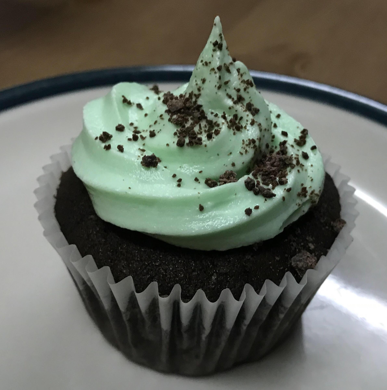 Mint Chocolate Cupcakes Amani Flynn