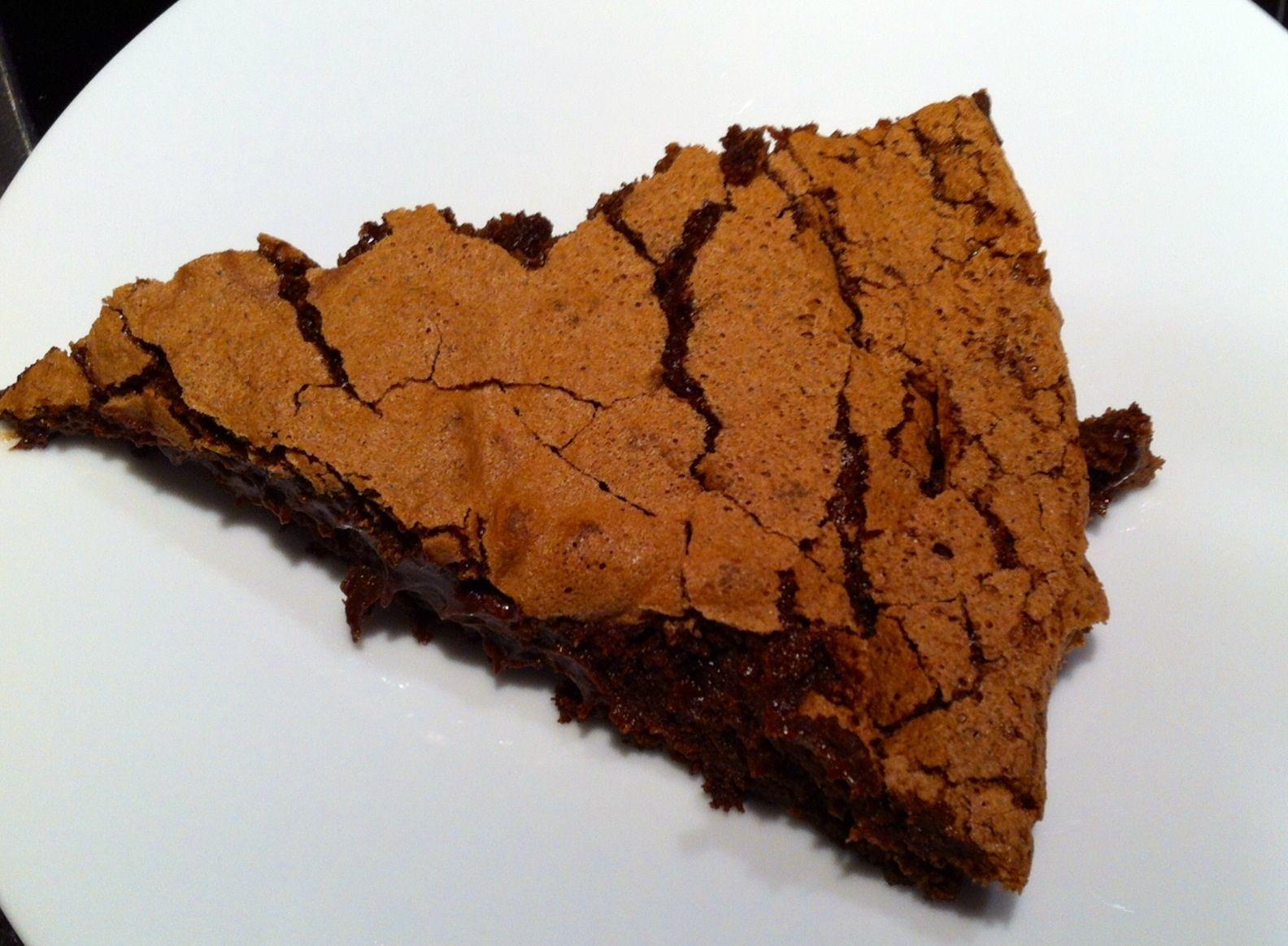 The Best Chocolate Souffle Torte AllrecipesPhoto