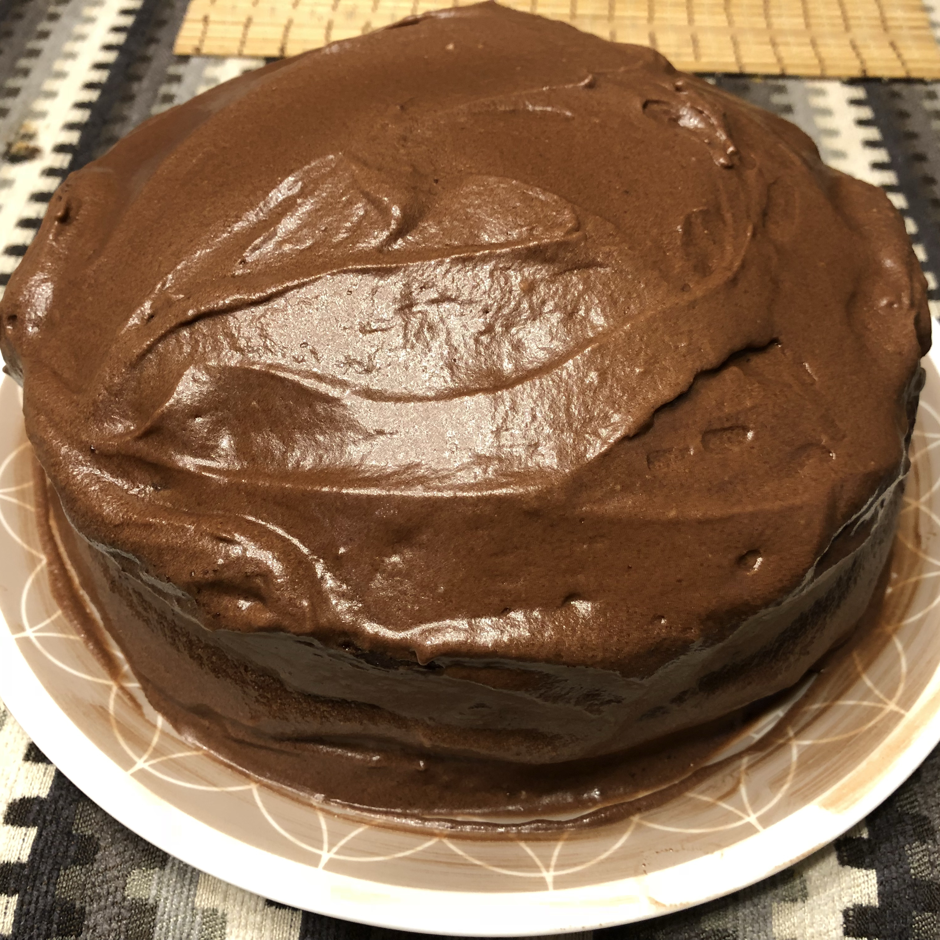 Old Fashioned Chocolate Cake Marie Miller