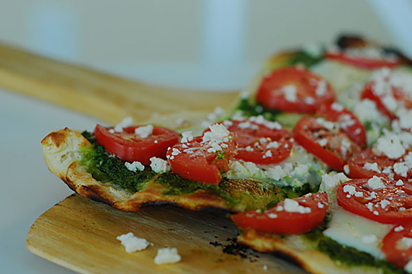 Pesto Pizza SKWms