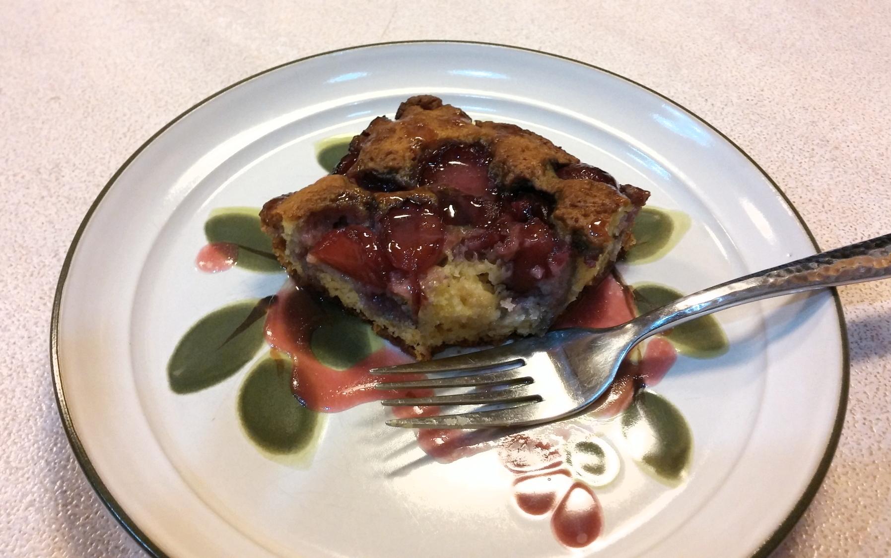 Fresh Cherry Cake Amber Van Meter