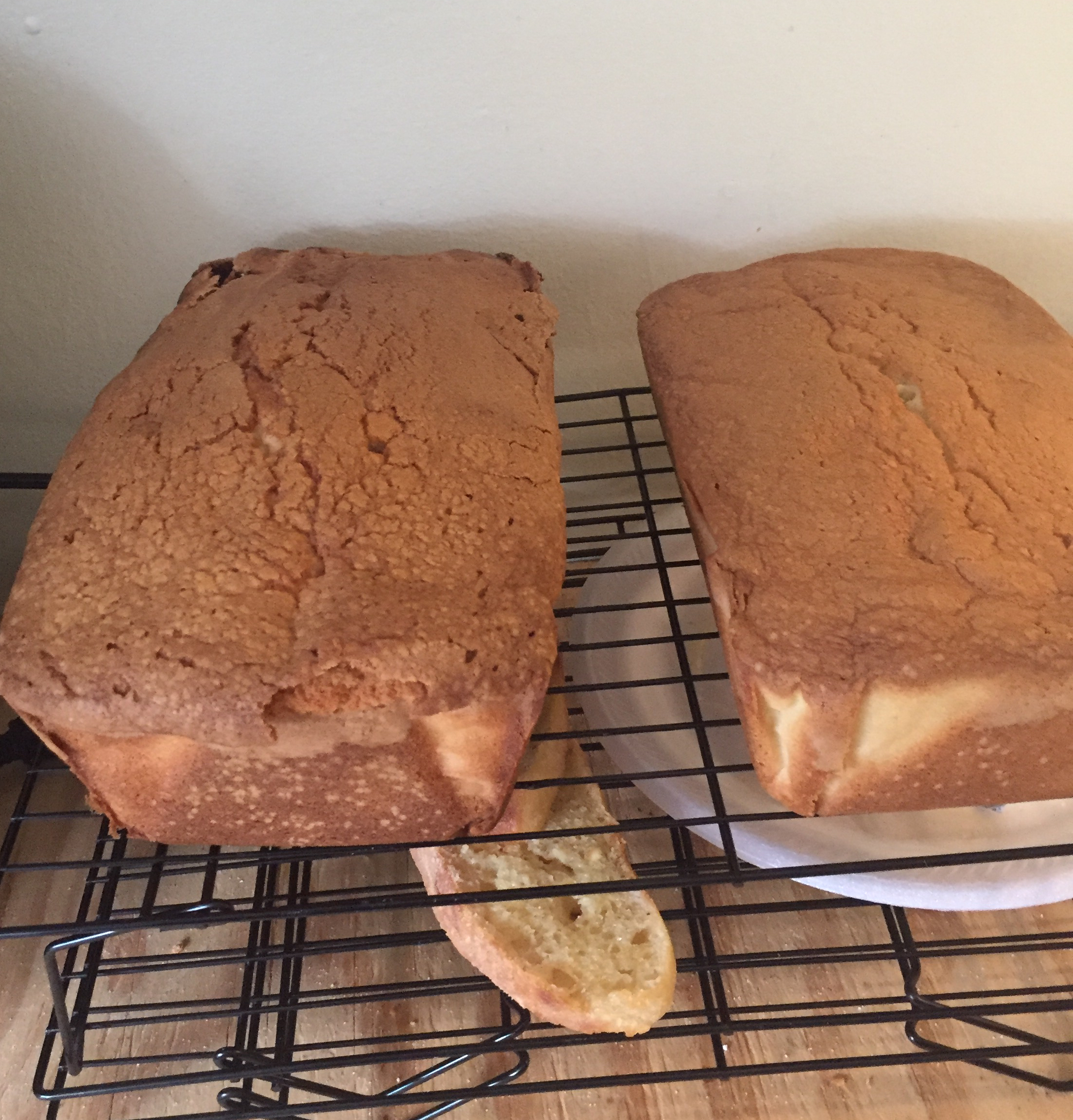 Grandmother's Pound Cake II Dorothy S