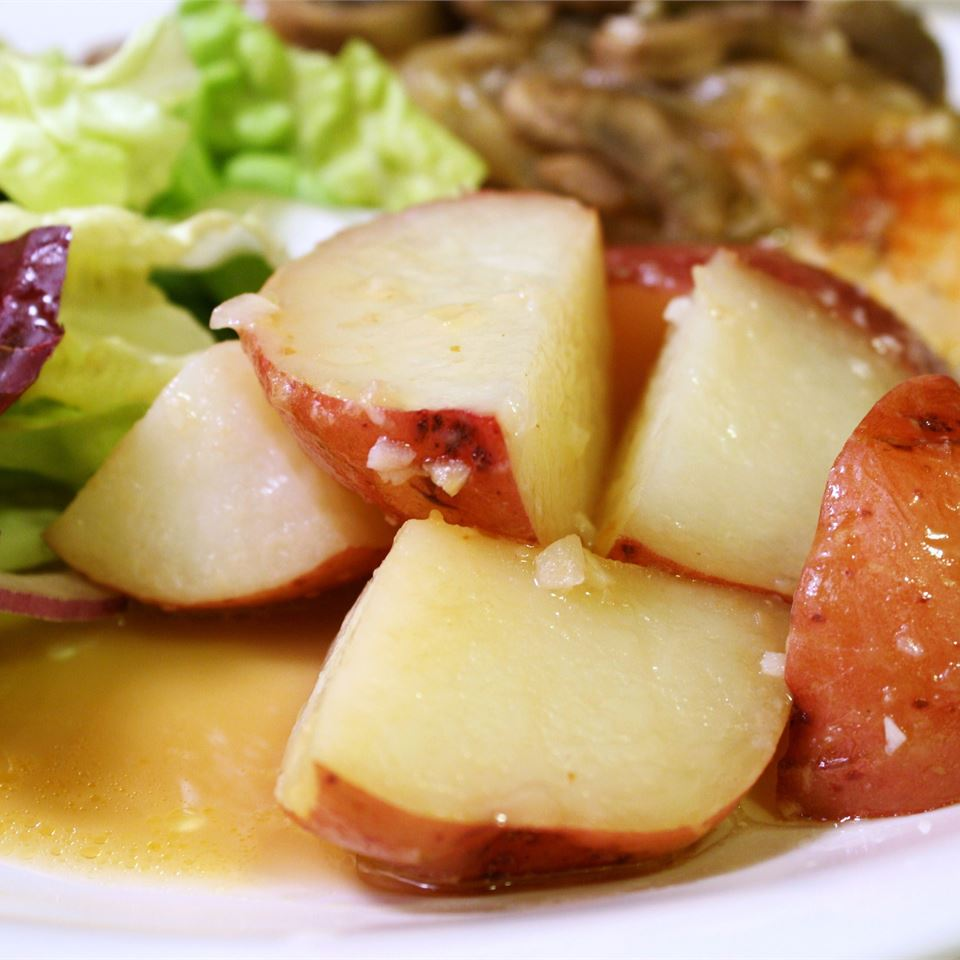 Garlic Red Potatoes TTV78