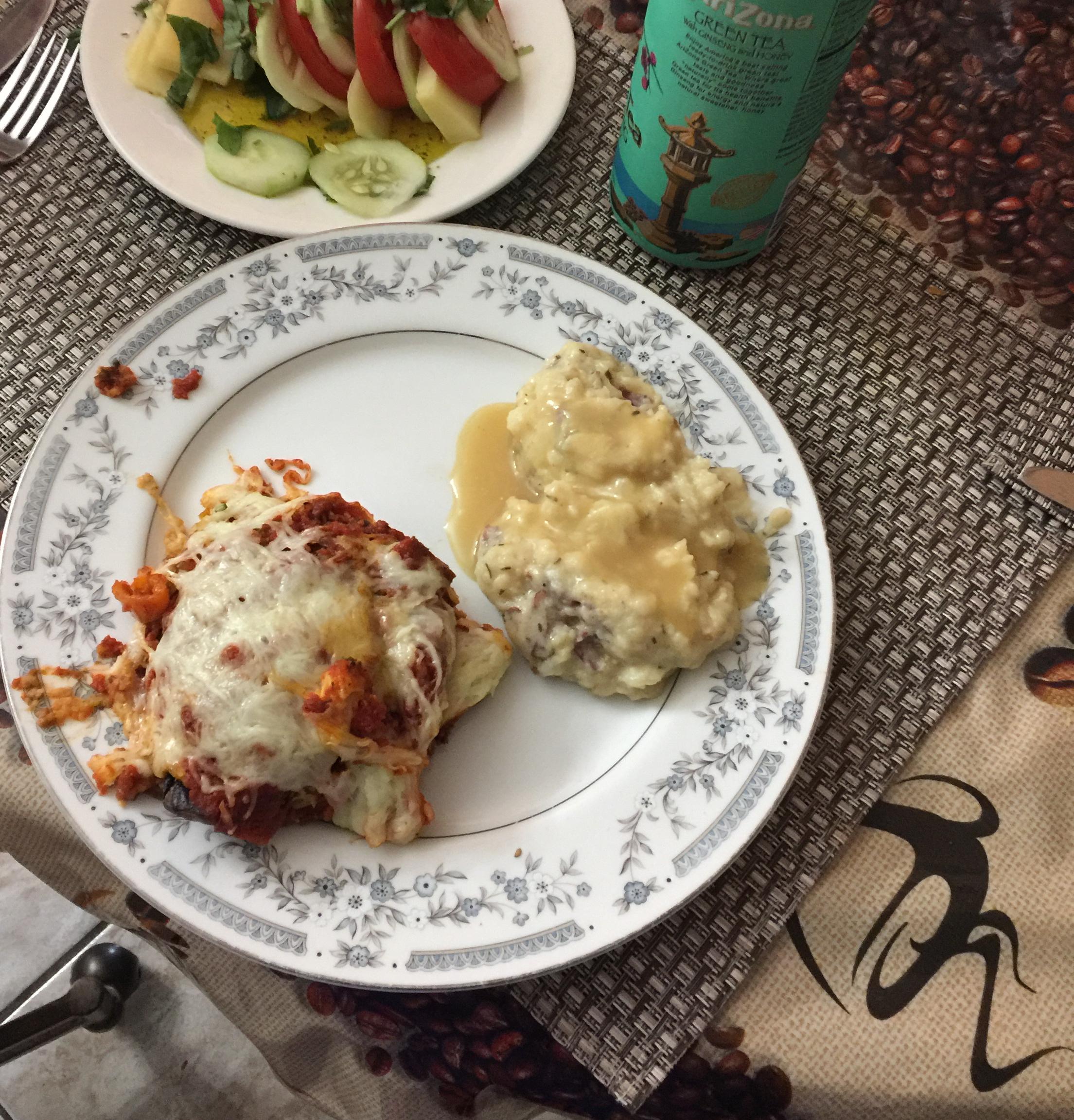 Jewish Eggplant Lasagna Yamile Silva