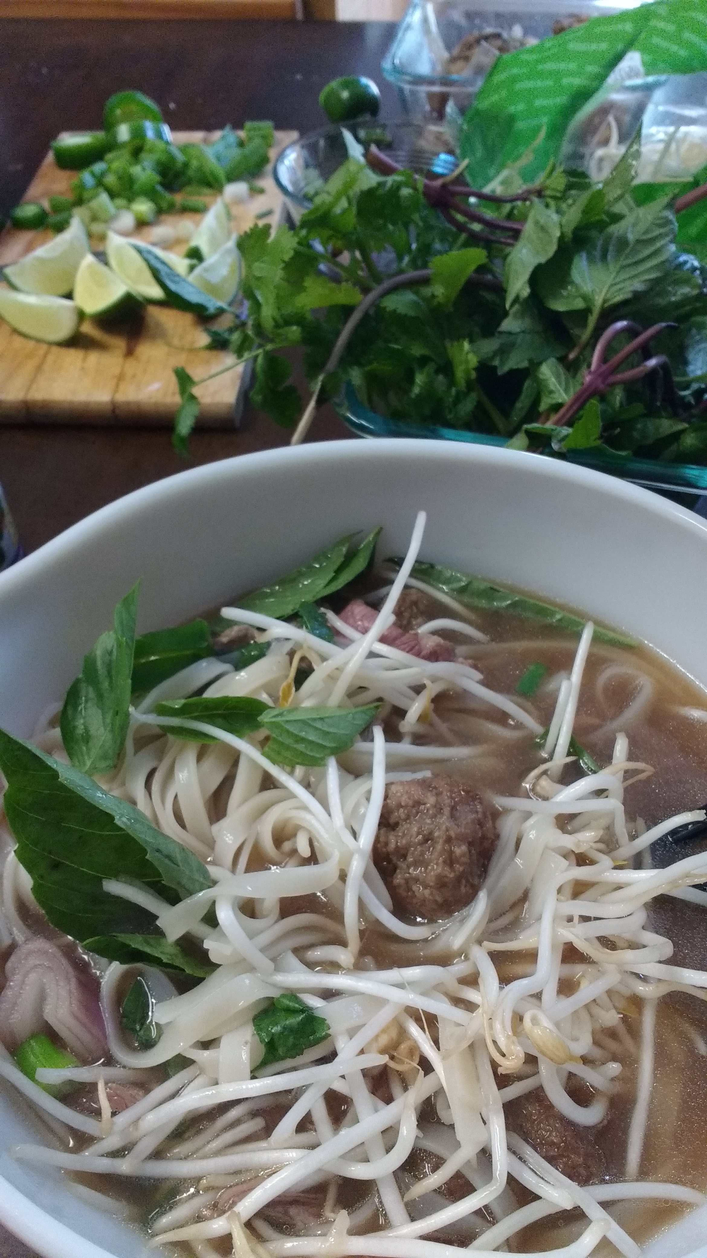 Authentic Pho Tonsina R Wells