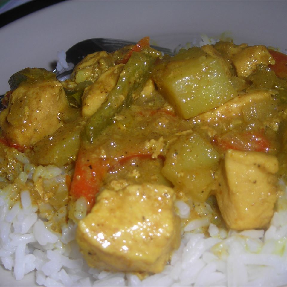 Michelle's Coconut Chicken Curry Dessert-lover