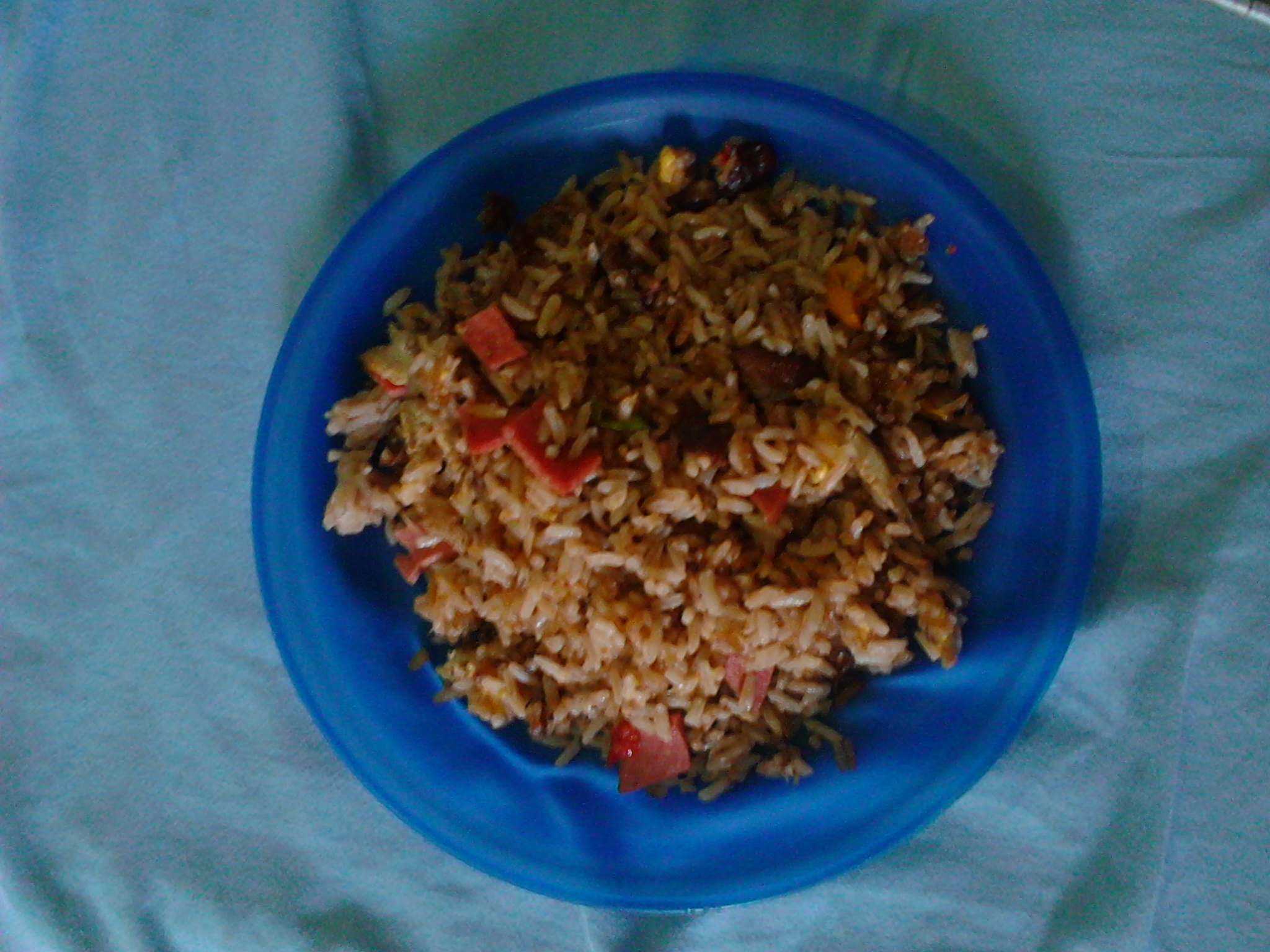 Island-Style Fried Rice Angelz Haven
