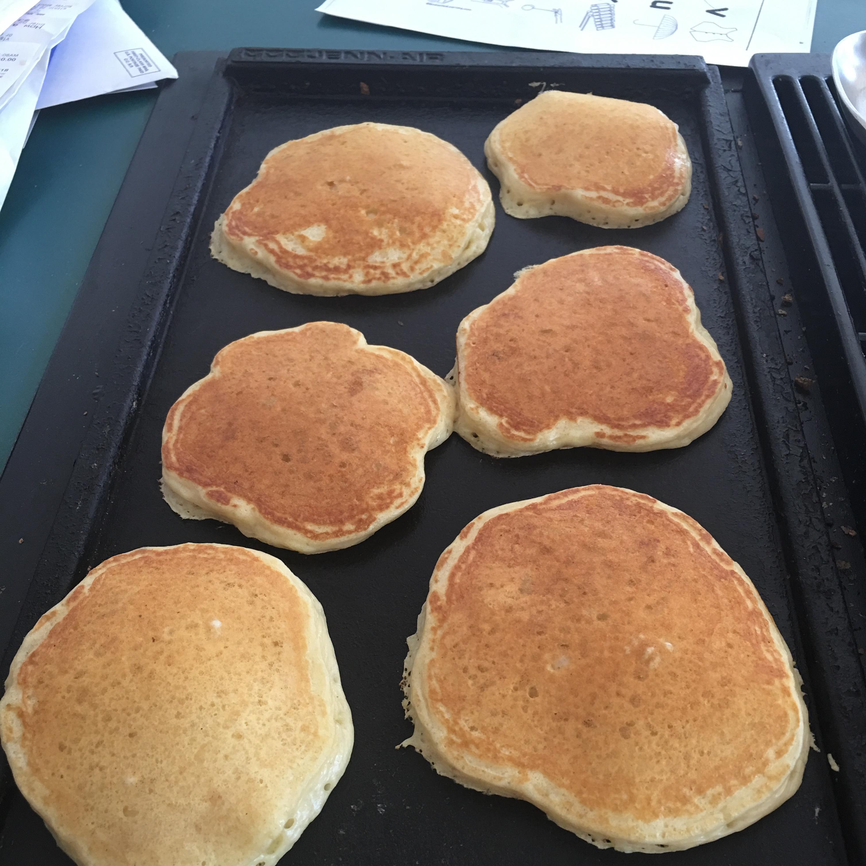 Greek Yogurt Pancakes Lovetocook